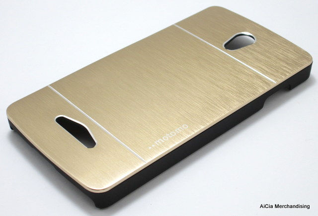 Oppo Yoyo R2001 Motomo Metallic Finish Hard Case ...
